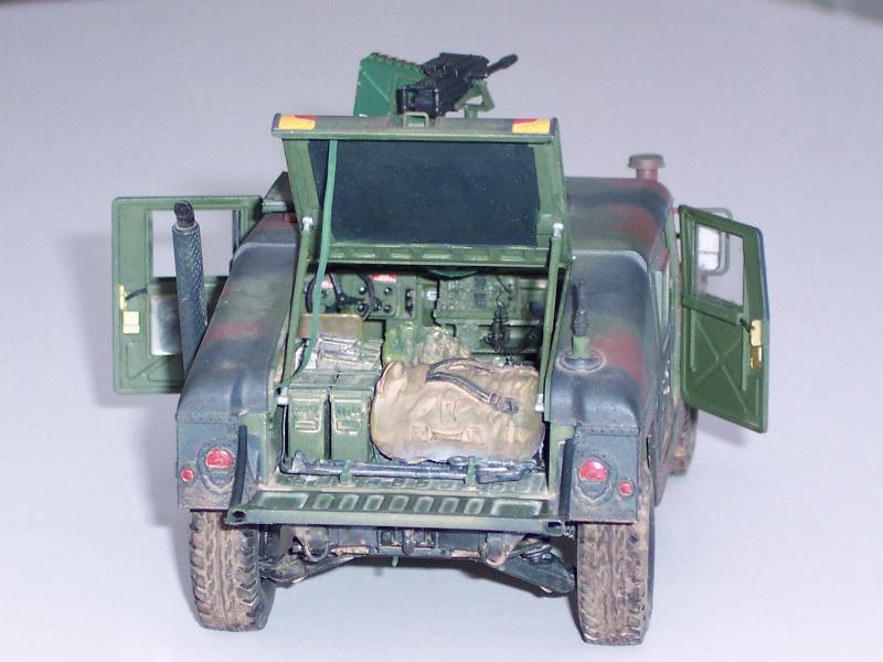 Hummer M1025 Academy M1025_22