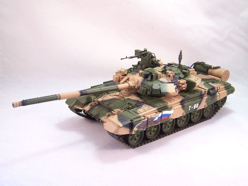 T-90 Trumpeter 100_3928